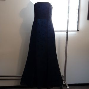 Morgan and Co. Evening gown